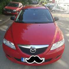 Mazda 6 - An 2003 - 2.0D - 120 CP, Motorina/Diesel, 282000 km, 1998 cmc, Model: 6