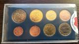 (1) SET MONEDE CU CERTIFICAT EURO FINLANDA - DE LA 1 CENT PANA LA 2 EURO, Europa