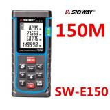 Telemetru laser Profesional 150 M, SNDWAY, seria E, precizie +/- 2mm, cu IP54