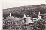 Bnk cp Manastirea Secu - Vedere - circulata, Printata