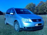 Vând mașina personală, TOURAN, Motorina/Diesel, Break