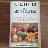The art of eating-M.F.K.Fisher