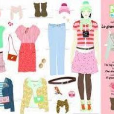 Jucarie creativa - Un dressing modern