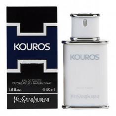 Parfum Bărbați Kouros Yves Saint Laurent EDT - Set parfum