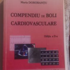 COMPENDIU  DE  BOLI  CARDIOVASCULARE