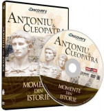 Momente din istorie- Antoniu si Cleopatra, DVD, Romana, discovery channel