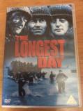 THE LONGEST DAY  - FILM  DVD ORIGINAL, Engleza, FOX