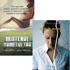 Pachet: Misterul numelui tau (Clara Sanchez) + Vieti in mozaic (Stephanie Kallos)