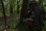 Camuflaj amortizor Woodland [Big Dragon]