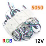 Modul LED 4X5050 RGB IP 65 (WP), cod:10105894