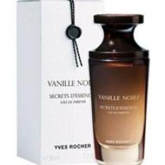 Parfum Vanille Noir de la Yves Rocher + bonus inel/cercei/esarfa/bratara - Parfum femeie Yves Rocher, Apa de parfum, 50 ml
