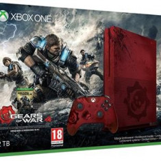 Consola Microsoft Xbox One S 2Tb Gears Of War 4 Limited Edition Bundle