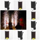 Cumpara ieftin Set 10 vulcani/artificii wireless pentru lansat la nunti,botezuri,evenimente .