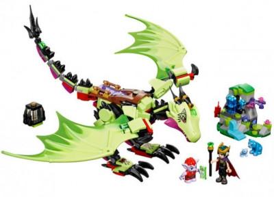 Dragonul malefic al regelui Goblin LEGO Elves (41183) foto