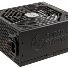 Sursa Super Flower Leadex Platinum, 80 Plus Platinum, 550W (Negru) - Sursa PC