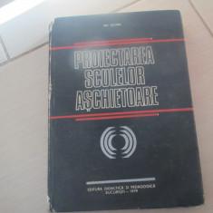 PROIECTAREA SCULELOR ASCHIETOARE GH.SECARA