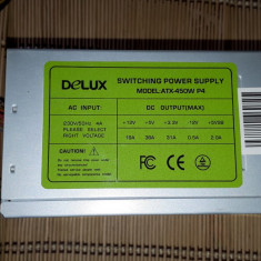 Sursă ATX Delux, 450W, 450 Watt