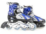 Role reglabile 2in1 Sportmann Action- albastru