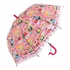 Umbrela copii 8002Y roz