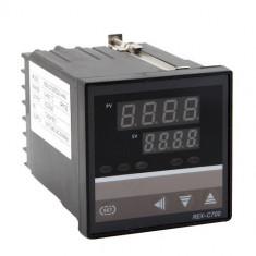 Controler temperatura REX-C700FK02-M*AN, RELAY OUTPUT, cod:10103975