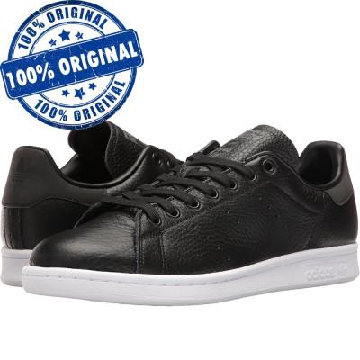 pretty nice 9f535 7d77b Pantofi sport Adidas Originals Stan Smith pentru femei - adidasi originali  piele foto