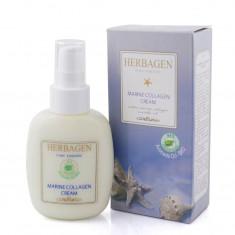 Crema cu colagen marin si ulei de avocado bio - Crema antirid