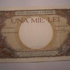 1000 lei 1938 XF + 2 - Bancnota romaneasca