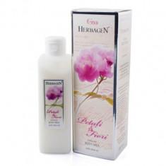 Lapte de corp parfumat cu ulei de masline Petali & Fiori