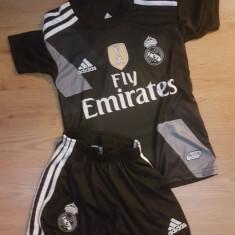 Compleu copii REAL MADRID, 7RONALDO, MODEL NOU 2018-2019 - Echipament fotbal Adidas, Marime: YXXL, YXL, YL, YM, YS, YXS, Set echipament fotbal