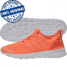 Pantofi sport Adidas Originals ZX Flux pentru femei - adidasi originali - panza
