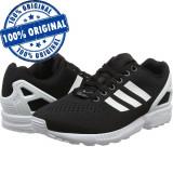 Pantofi sport Adidas Originals ZX Flux pentru femei - adidasi originali - panza, 38, Negru, Textil