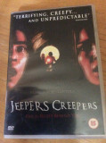 JEEPERS CREEPERS - FILM  DVD ORIGINAL, Engleza, warner bros. pictures