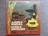 Angela similea stefan iordache adio femei 2 selectiuni din spectacol disc vinyl, VINIL, electrecord