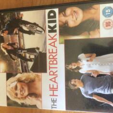 THE HEARTBREAK KID - FILM DVD ORIGINAL - Film comedie dream works, Engleza