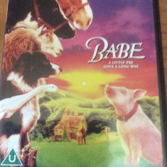 BABE - FILM DVD ORIGINAL - Film comedie universal pictures, Engleza