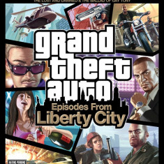 Grand Theft Auto Episodes from liberty city - GTA   -  PS 3 [Second hand], Actiune, 3+, MMO