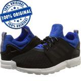 Pantofi sport Adidas Originals ZX Flux pentru barbati - adidasi originali, 42, Negru, Textil