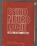 (C8064) PSIHONEUROLOGIE DE C. ARSENI, GOLU, DANAILA