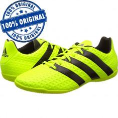 Pantofi sport Adidas Ace 16.4 pentru barbati - adidasi fotbal - originali, 42 2/3, 43 1/3, 44, Verde