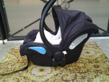 Bebe Confort Streety Fix / scoica scaun copii auto (0-13 kg)