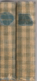 DINU NICODIN - REVOLUTIA - 2 VOLUME - ( GRAVURI DE EUGEN STEC )  - 1943