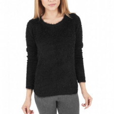 Bluze pufoase femei negru XL