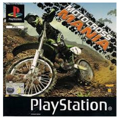 Motocross Mania - PS1 [Second hand], Multiplayer, Curse auto-moto, Toate varstele