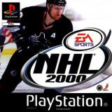 NHL 2000 - PS1 [Second hand], Multiplayer, Sporturi, Toate varstele