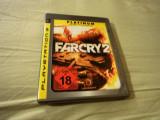 Far Cry 2, PS3, original! Alte sute de jocuri!, Actiune, 18+, Multiplayer, Sega