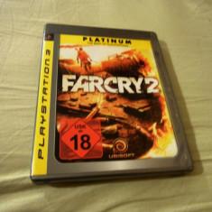 Far Cry 2, PS3, original! Alte sute de jocuri! - Jocuri PS3 Sega, Actiune, 18+, Multiplayer