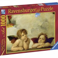 Puzzle Ravensburger Raffaello - 1000 piese