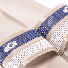 Papuci barbati E155 gri deschis