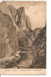 (A) carte postala(ilustrata)-TURDA-Crepatura Turzii anul 1926, Necirculata, Printata