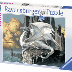 Puzzle Ravensburger Dragon - 1000 piese